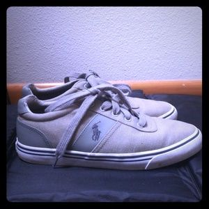 Polo tennis Shoes mens size 8